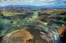Pontypridd in 1840
