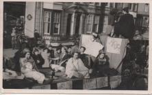 Aberystwyth Students Rag Week float