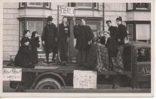 Aberystwyth Students Rag Week 1951