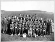 Tirphil Jazzband Ladies