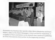 1994 Welsh National Gymanfa Ganu, Bellevue,...
