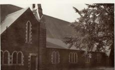 St Dingats Church, New Tredegar
