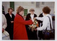 Parti Cydadrodd Merched y Wawr Abernant 1997