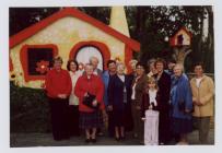 Merched y Wawr Bro Ilar Branch visit '...