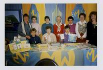 Merched y Wawr Stand at the 1995 Urdd Eisteddfod