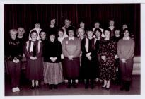 A collection of photographs of Merched y Wawr y...