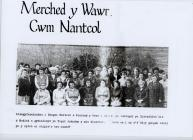 A collection of photographs of Merched y Wawr...