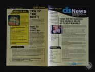 The Cardiff Institute for the Blind newsletter,...