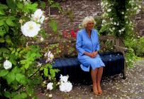 Royal visit to the Physic Garden
