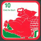 Clwb Ifor Bach commemorative beer mat, 1993