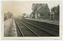 Cambrian Railways, Montgomery