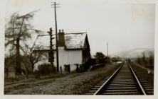 Cambrian Railways, Scafell Halt,