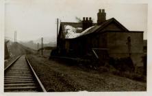 Cambrian Railways, Scafell Halt
