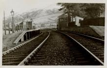 Cambrian Railways, Talerddig