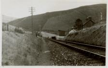 Cambrian Railways, Commins Coch.