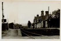 Cambrian Railways, Cemmaes Road.