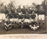 Danny Evans, Rugby