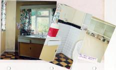 Kitchen at Abbey View