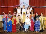 Cwmdu School nativity play