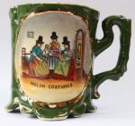 Welsh Costume china mug