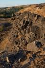 Morlais Castle Quarry East, Merthyr Tydfil