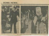 Corrie Bill protest photos