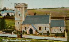 Merthyr Dovan Church, Barry