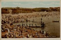 The Bathing Pool, Whitmore Bay, Barry Island