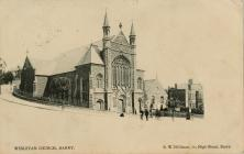 Wesleyan Church, Romilly Road, Barry.