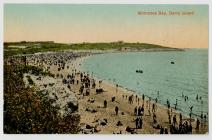Whitmore Bay, Barry Island.