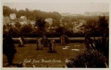 View From Druid's Circle, Barry