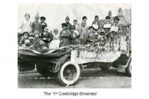 1st Cowbridge Brownies