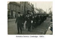 Cowbridge Armistice Service