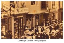 Carnifal y Bont Faen 1908