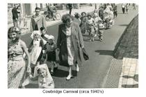 Cowbridge Carnival 1940s
