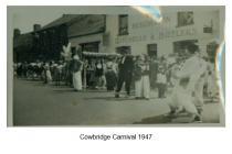 Cowbridge Carnival 1947