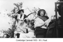 Cowbridge Carnival 1955