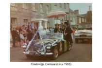 Cowbridge Carnival circa 1968