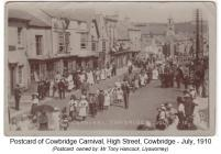 Cowbridge Carnival 1910