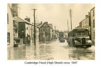 Cowbridge Flood 1995