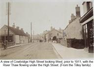 Cowbridge High Street
