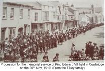 King Edward VII Memorial Procession 1910