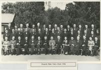 Penarth Male Voice Choir, 1946