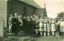 Brithdir Chapel Members