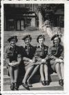 Royal Observer Corps Crew, Insole Court,...