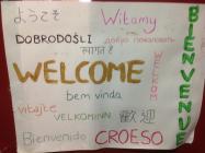 Croeso - Welcome