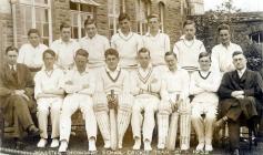 Maesteg Secondary School 1st XI: 1932