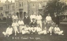 Bangor Normal College 1st XI - 1926