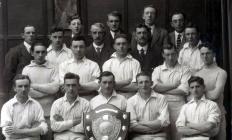 Dowlais CC - 1920