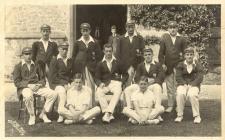 Llandovery College 1st XI: 1946